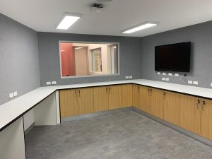 commercial electrical fit outs